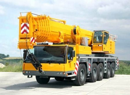 Аренда автокрана Liebherr LTM - 1200 - 200 тонн