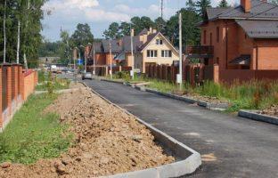 Строительство и укладка дорог и тротуаров