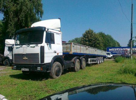 Аренда длинномера МАЗ-642205 (20 тонн, 12 метров)