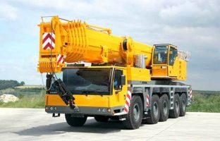 Аренда автокрана Liebherr LTM — 1200 — 200 тонн по цене от 765 руб./час