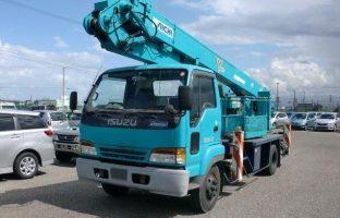 Аренда автовышки Isuzu 18 метров по цене от 850 руб./час