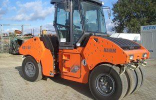 Аренда катка Hamm HD 150 — 14,5 тонн по цене от 1190 руб./час
