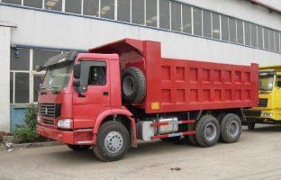 Аренда самосвала HOWO ZZ3257 M3841 по цене от 850 руб./час