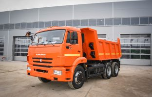 Аренда самосвала КАМАЗ 65115 по цене от 850 руб./час