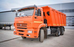 Аренда самосвала КАМАЗ 6520 по цене от 850 руб./час