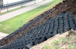 Озеленение откосов по цене от 238 руб./м²