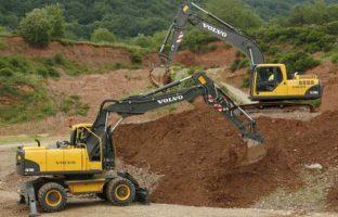 Разработка грунта по цене от 213 руб./м³
