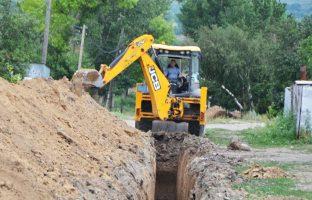 Разработка траншеи по цене от 128 руб./м³