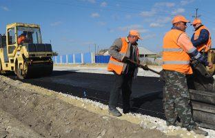 Строительство подъездных дорог по цене от 138 руб./м²