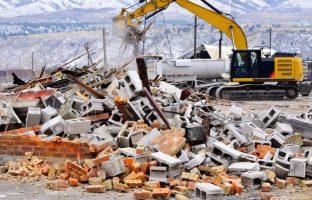 Вывоз и утилизация строительного мусора по цене от 268 руб/м3