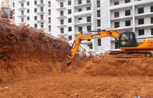 Разработка котлована по цене от 170 руб./м³